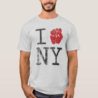 I Love (Occupy) New York T Shirt