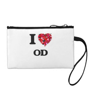 I Love Od Coin Wallets