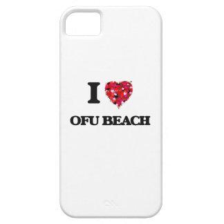 I love Ofu Beach Samoa iPhone 5 Covers