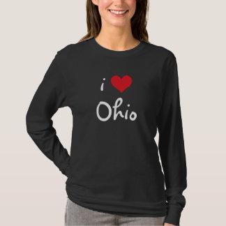 i Love Ohio Shirt
