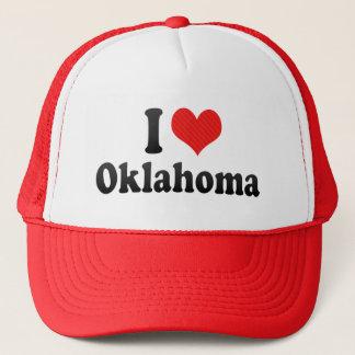 I Love  Oklahoma Cap