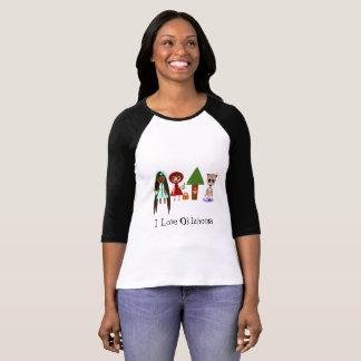 I Love Oklahoma T-Shirt