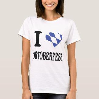 I love oktoberfest icon T-Shirt