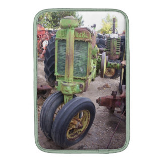 I love old green tractors sleeves for MacBook air