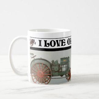 I LOVE OLD TRACTORS-MUG-1929 & 1930