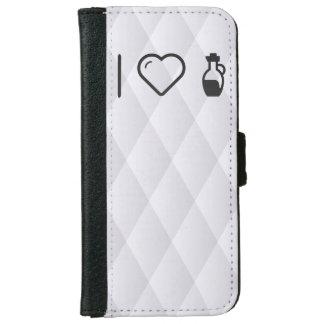 I Love Olives iPhone 6 Wallet Case