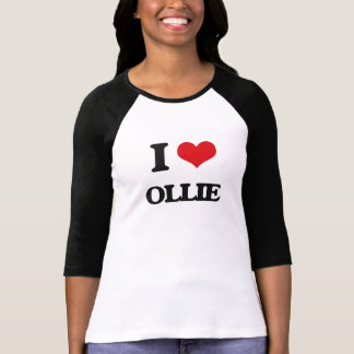 I Love Ollie T-Shirt
