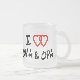 I Love Oma Opa Coffee Mug