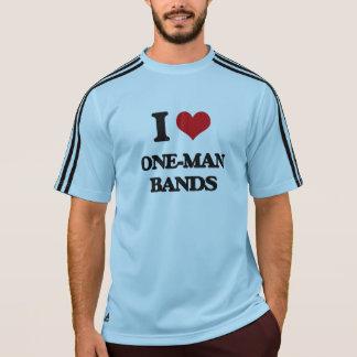 I love One-Man Bands Shirt