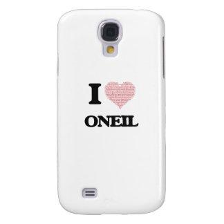 I Love Oneil Galaxy S4 Case