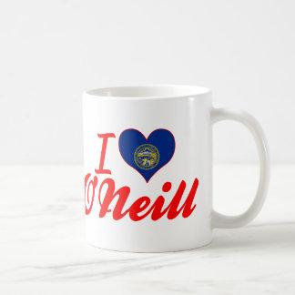 I Love O'Neill, Nebraska Mugs