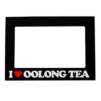 I LOVE OOLONG TEA MAGNETIC FRAMES