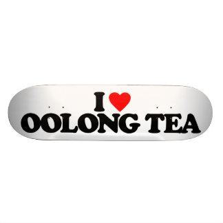 I LOVE OOLONG TEA SKATE BOARD DECK