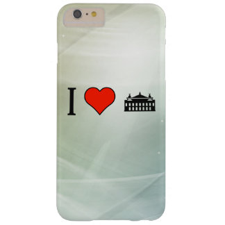 I Love Opera Barely There iPhone 6 Plus Case