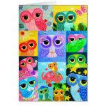 I Love Ophelia The Owl Greeting Cards
