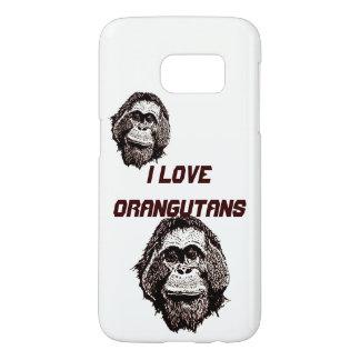 I Love Orangutans Official Logo