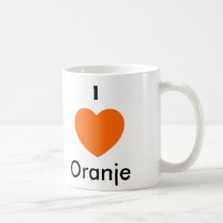 I love Oranje Coffee Mug