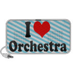 I love Orchestra iPhone Speakers