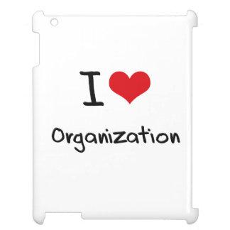 I love Organization iPad Covers