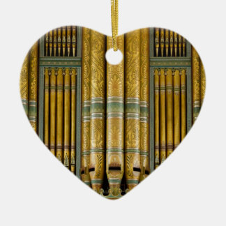 I love organs ornament - Birmingham