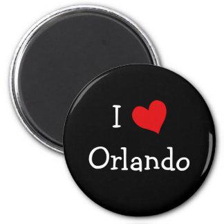 I Love Orlando Magnet
