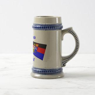 I Love Ostfriesland ist mir lieb Coffee Mug