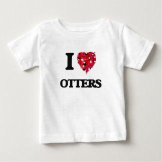 I love Otters Shirts