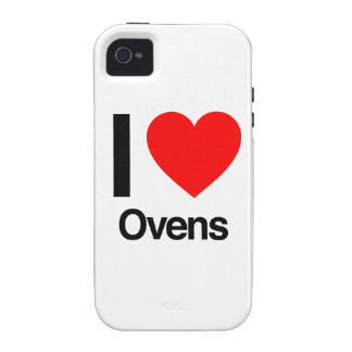 i love ovens iPhone 4 cover