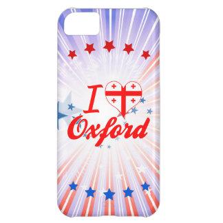 I Love Oxford, Georgia iPhone 5C Cases
