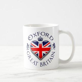 I Love Oxford Coffee Mugs