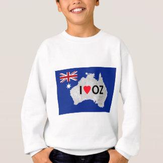 I Love Oz Logo Teen Kid's T-Shirt