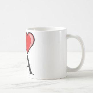 I Love PA - Pennsylvania Coffee Mugs