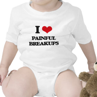 I Love Painful Breakups Baby Bodysuits