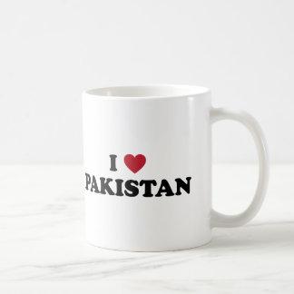 I Love Pakistan Coffee Mug