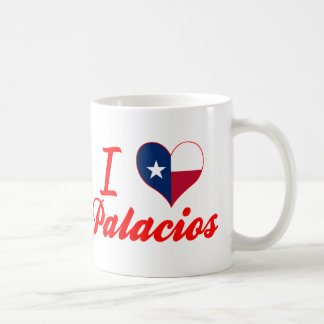 I Love Palacios, Texas Mug