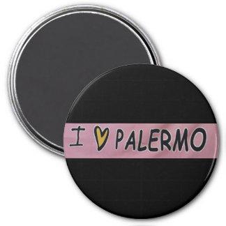 I love Palermo Design Magnet