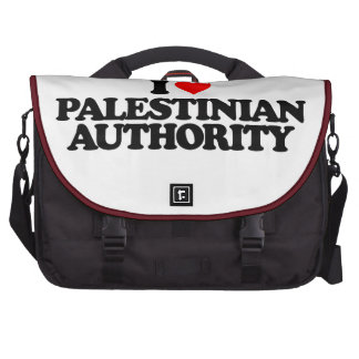I LOVE PALESTINIAN AUTHORITY COMMUTER BAGS