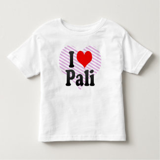 I Love Pali, India. Mera Pyar Pali, India Toddler T-Shirt