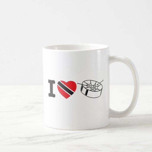 I love pan basic white mug