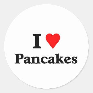 I love pancakes sticker