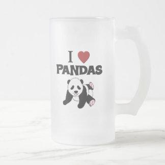 I love Panda Bears Mug
