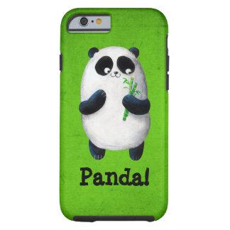I love Panda Tough iPhone 6 Case