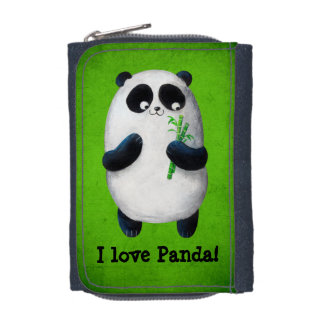 I love Panda Wallets