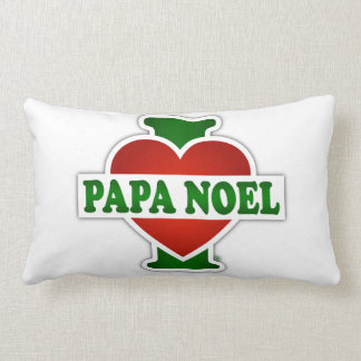 I Love Papa Noel Cushions