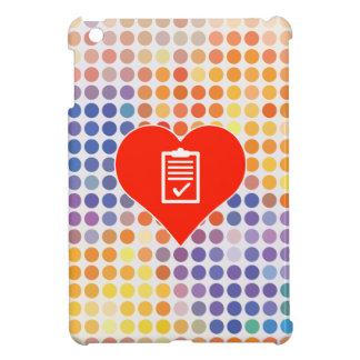 I Love Paper Case For The iPad Mini
