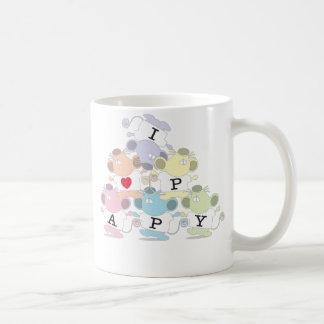 I love Papy Mug