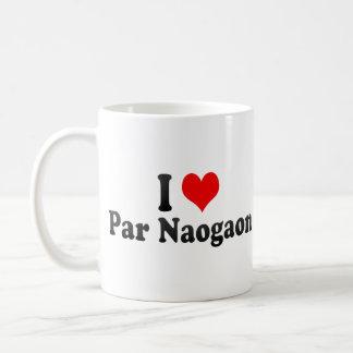 I Love Par Naogaon, Bangladesh Mug