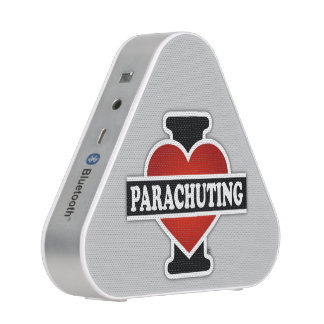 I Love Parachuting Speaker