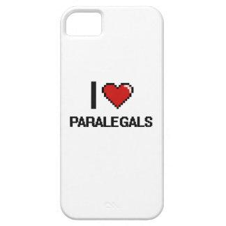 I love Paralegals iPhone 5 Case