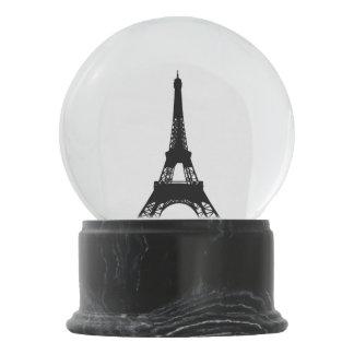 I Love Paris Eiffel Tower Snow Globes
